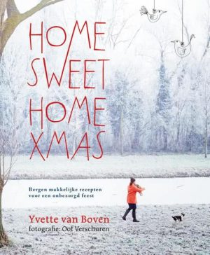 Home Sweet Home XMAS kookboek kerst