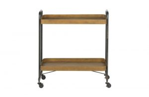 BePureHome Rusty roest trolley