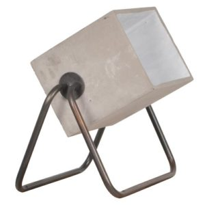 Zuiver Concrete Up lamp beton